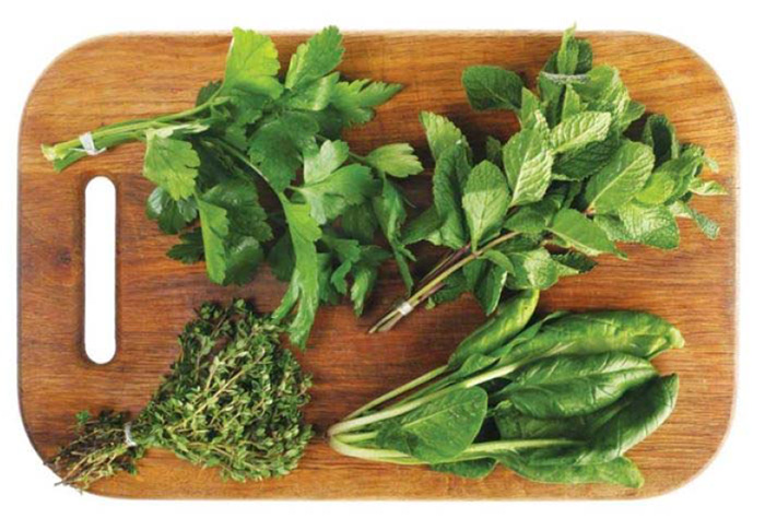 Herb You Enthusiasm! #festfoods