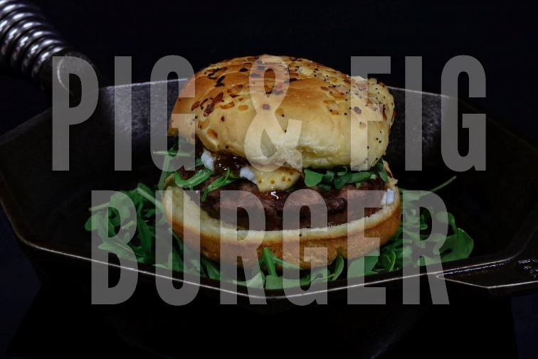fig and pig burger