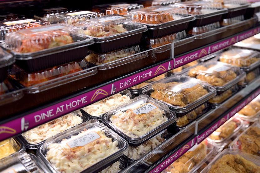 Dine at home deli options