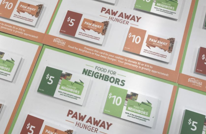 Paw Away Cards