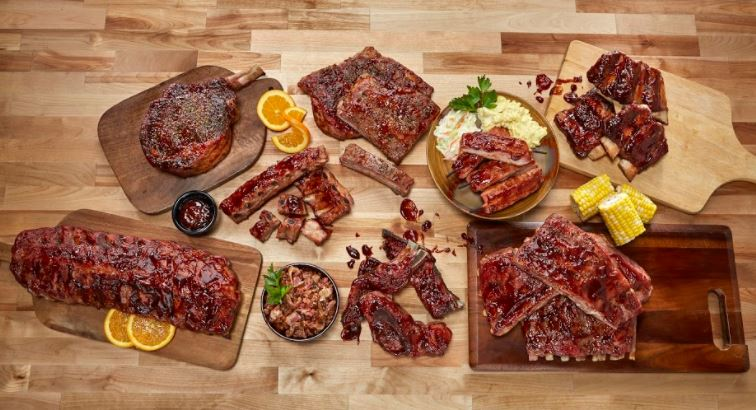 rib spread
