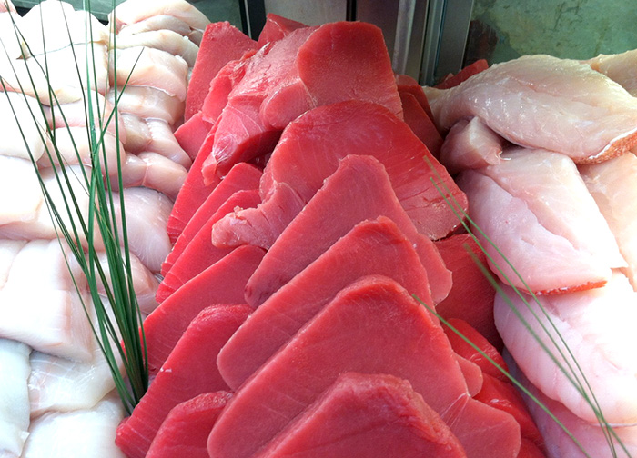 Garden Valley & Aisle Seafood