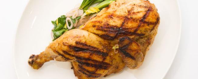 Smart chicken recipe