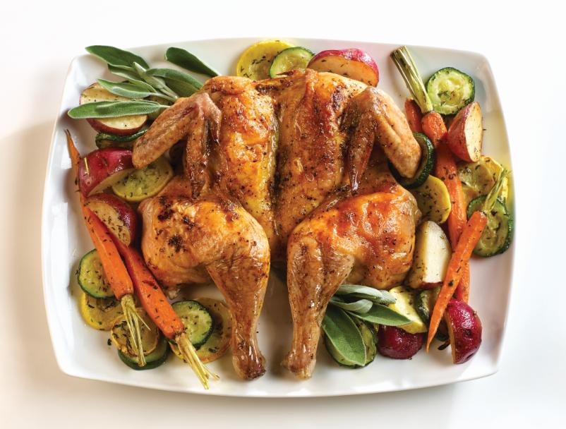 flat chicken1