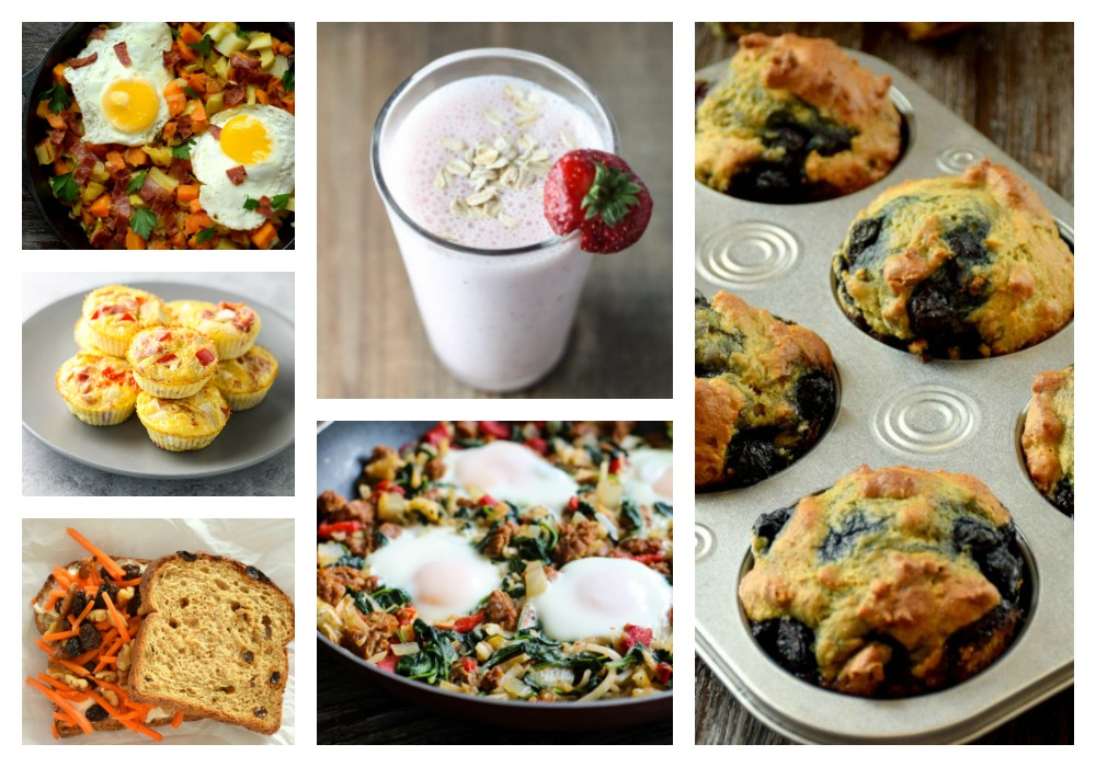 Our Top 12 Favorite Breakfast Recipes