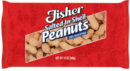 Fisher Nuts #festfoods