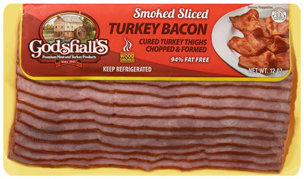 Godshall's Turkey Bacon #festfoods