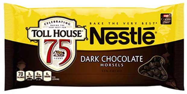 Nestle Toll House Dark Chocolate Morsels #festfoods