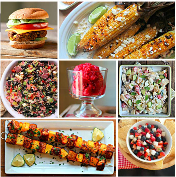 """20 Minute Meals: Our """"Greatest Hits"""" Summertime Recipes #festfoods"""