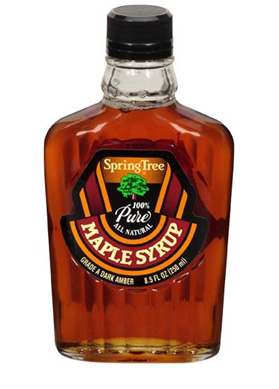Spring Tree® Pure Maple Syrup #festfoods