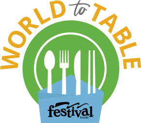 World To Table logo