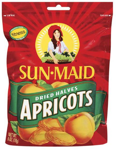 Sun-Maid® Dried Apricot Halves #festfoods
