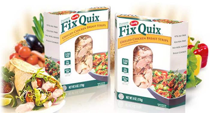 Buddig® Fix Quix™ Grilled Chicken Breast Strips