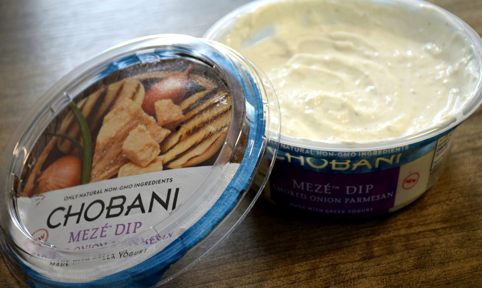 Chobani® Mezé™ Dips