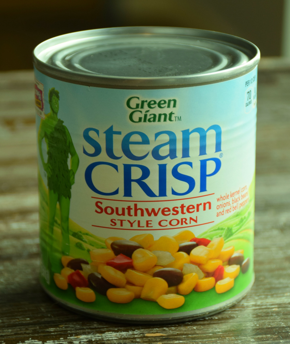 Green Giant™ Steam Crisp® Southwest Style Corn