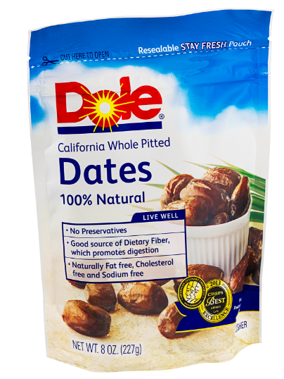 dole pitted dates