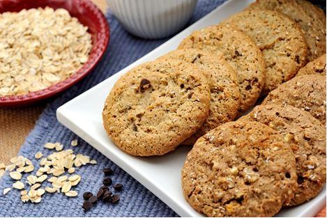 eat well cookies