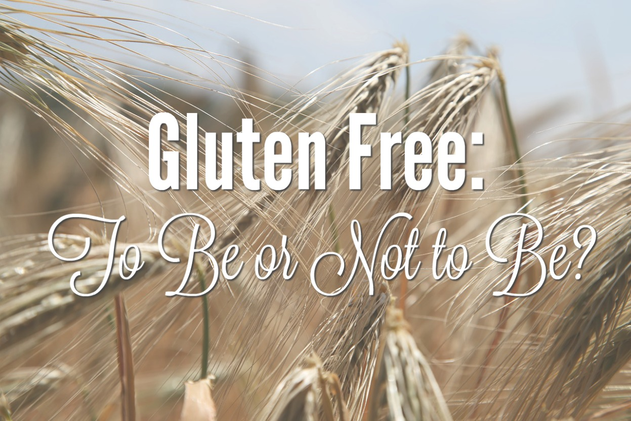Gluten Free: To Be or Not to Be | Eat Well with Festival Foods