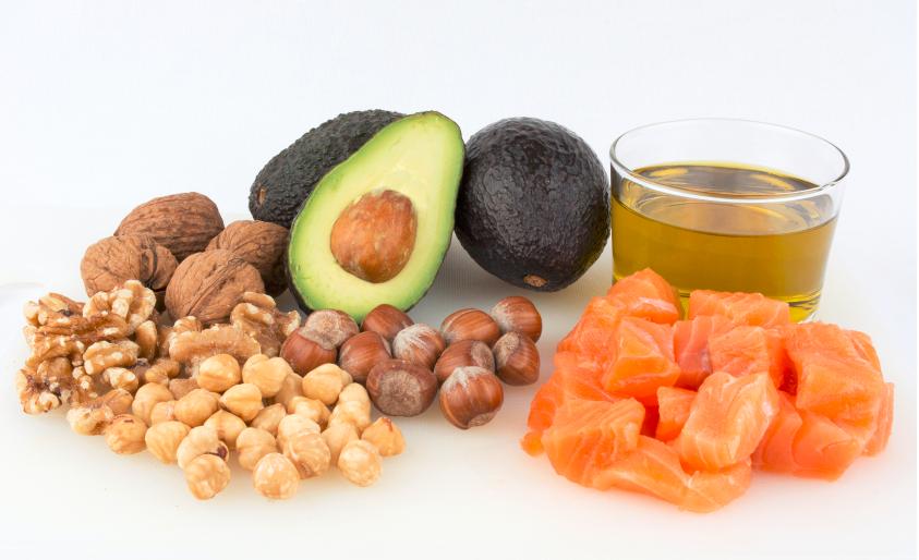 heart healthy fats