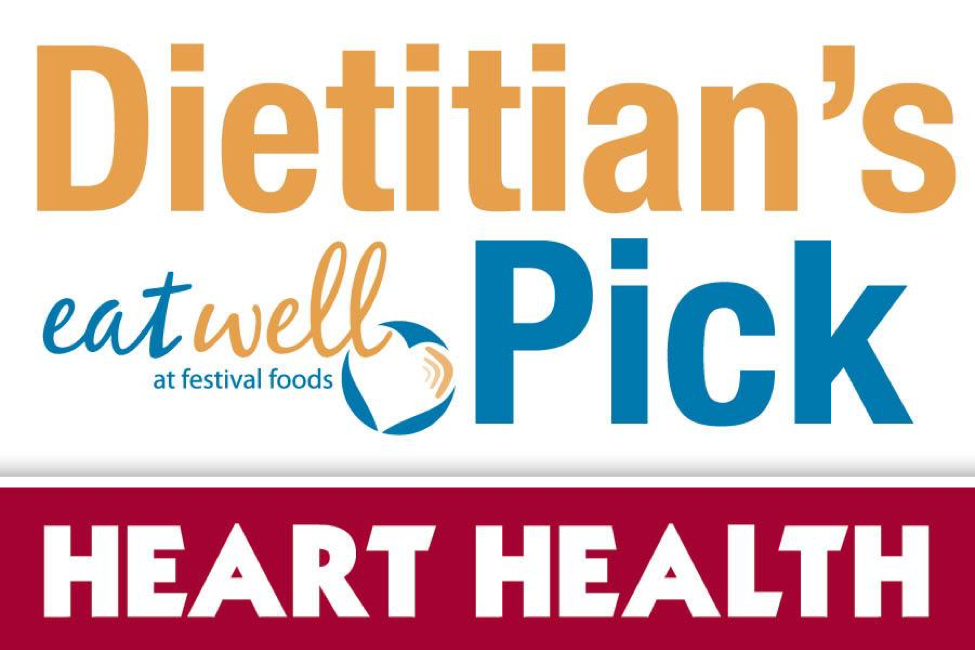 Dietitian's Eat Well Top Pick Heart Health