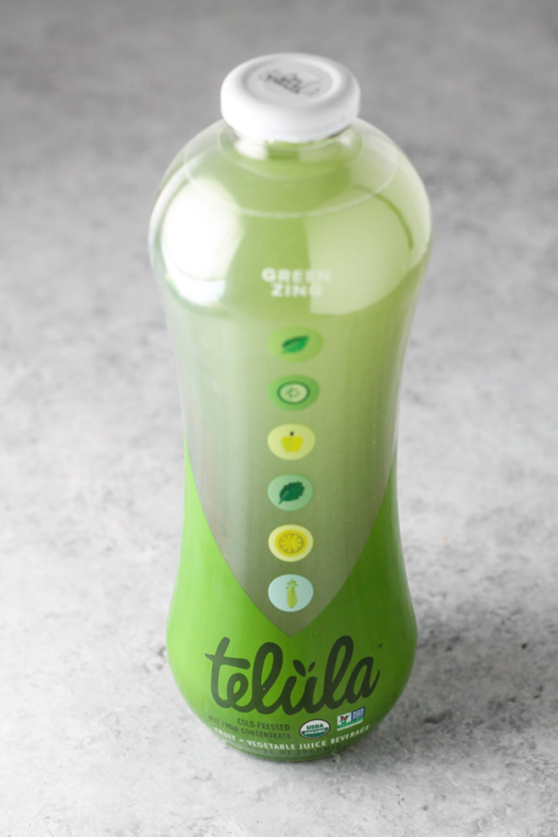 Telula™ Fruit and Vegetable Juice Beverage