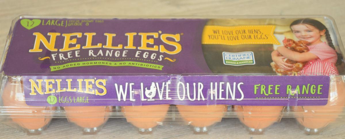 Nellie's eggs