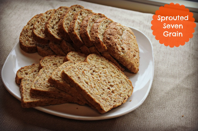 sprouted seven grain