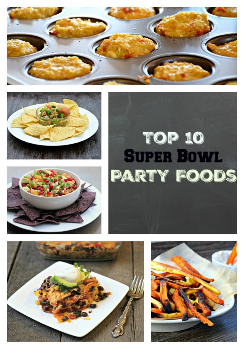 super bowl party foods