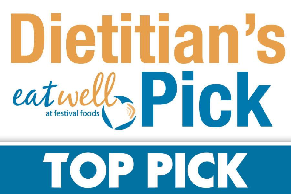 Dietitian's Eat Well Top Pick