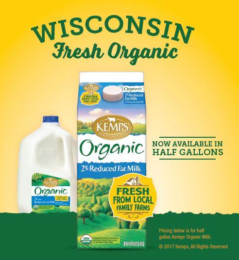 Kemps organic