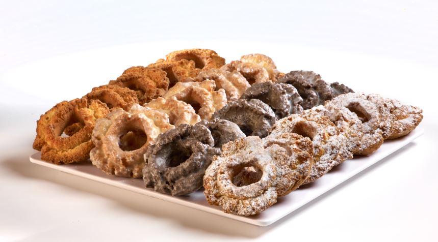 Donut lineup