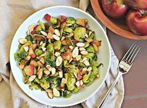 Apples, Almonds & Brussels | Eat Well at Festival Foods