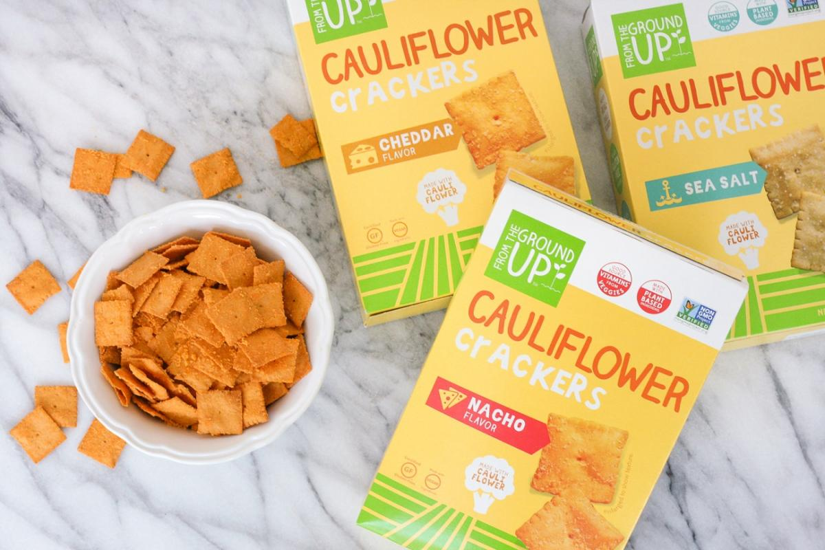 From The Ground Up smarter snacking in 2019 with from the ground up