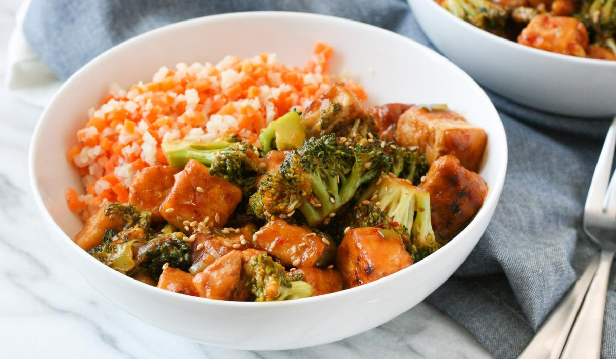 General Tsos Tofu Recipe
