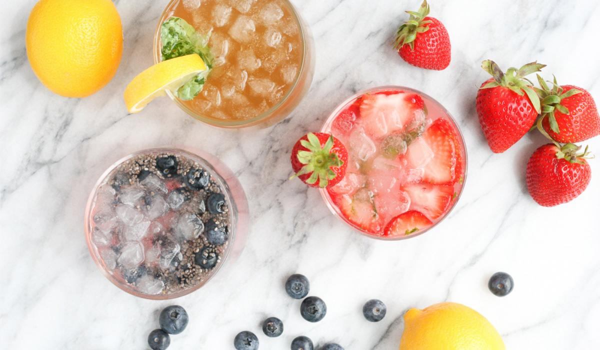 3 Mocktails for Dry January