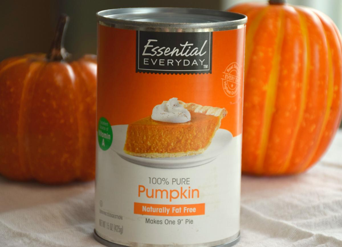 Essential Everyday Canned Pumpkin