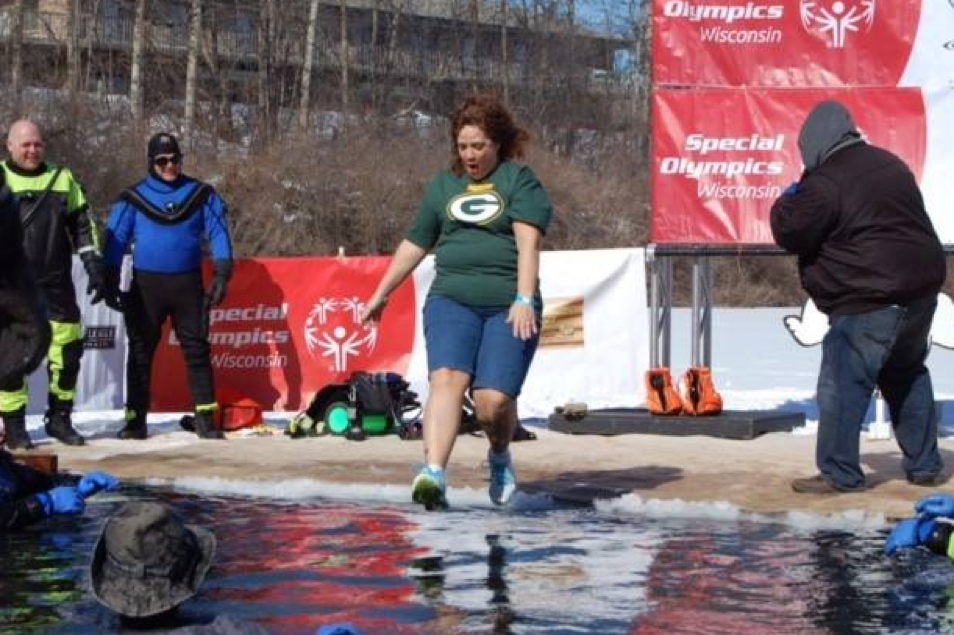 Special Olympics of Wisconsin's Polar Plunge