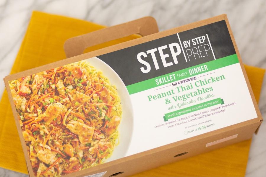 Step By Step Prep Meal Kit