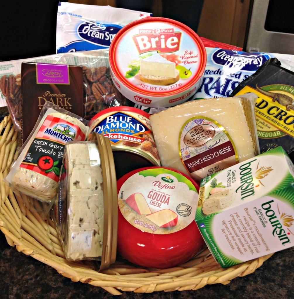 Entertaining with Specialty Cheeses | Eat Well with Festival Foods