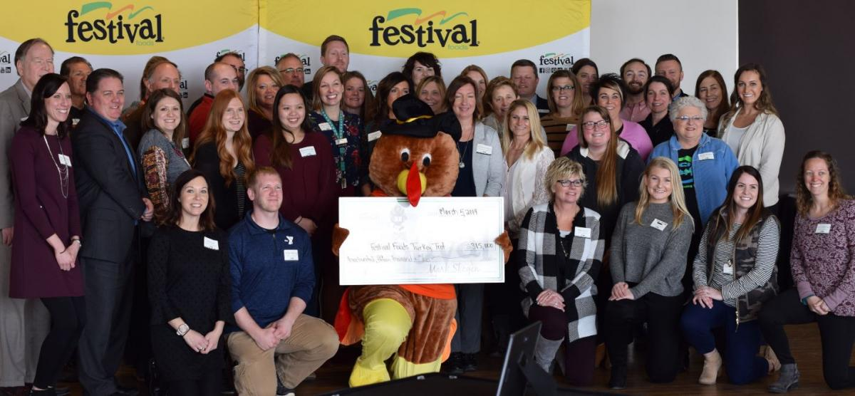 Turkey Trot charity groups