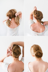 hairstyle-up