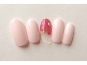 valentine-nail