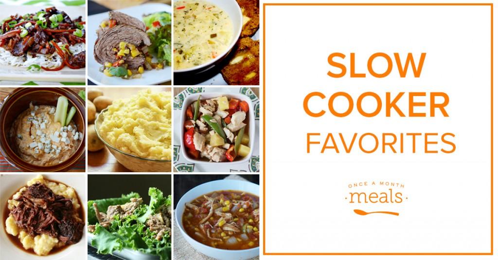 Tricia's Favorite Slow Cooker Freezer Meals
