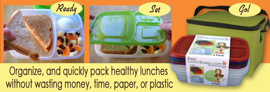 Kitchen Gift Guide - Easy Lunchboxes
