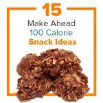 Make Ahead 100 Calorie Snacks