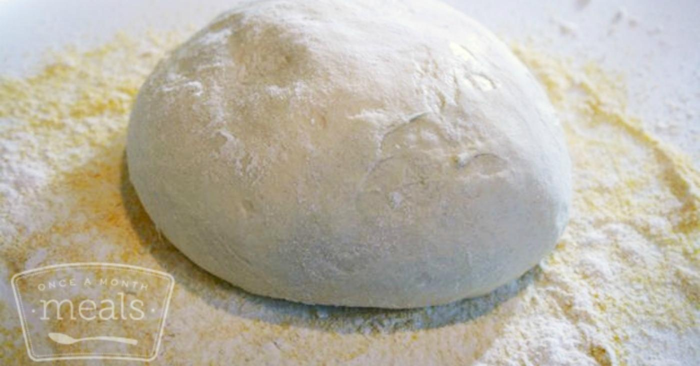 how to make your own pizza dough without yeast