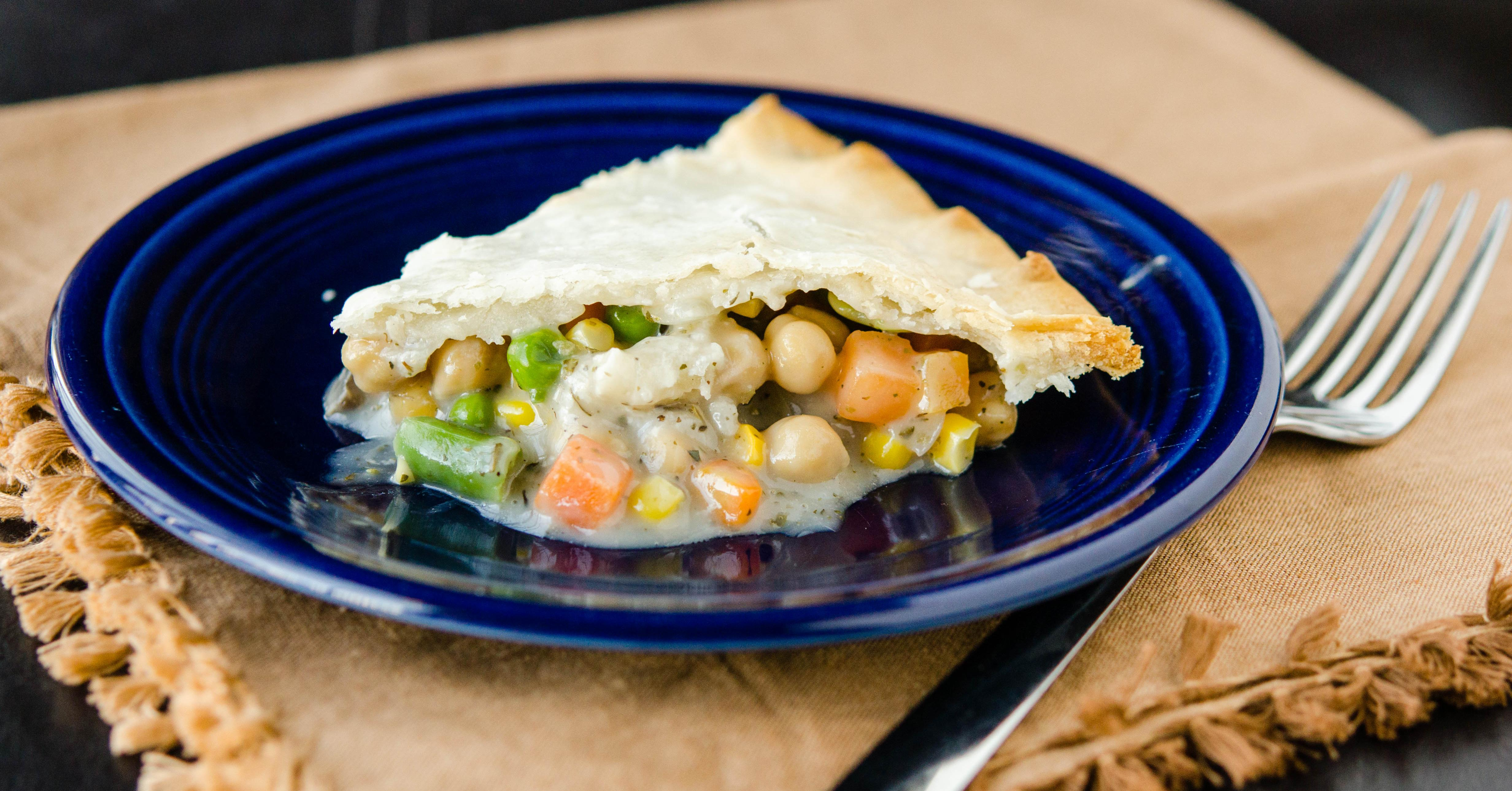 Chickpea Pot Pie   Once A Month Meals