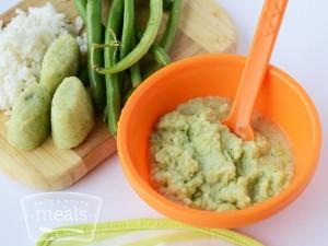 Baby Green Bean Casserole