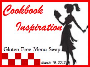 Gluten Free Menu Swap Cookbook Inspiration