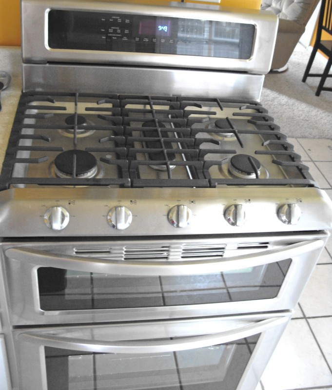 KitchenAid Stove
